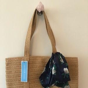 Draper James | Everyday Straw Bag